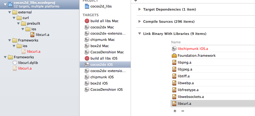 V30 Curl HTTPS Request Crash On IOS7 64 Bit