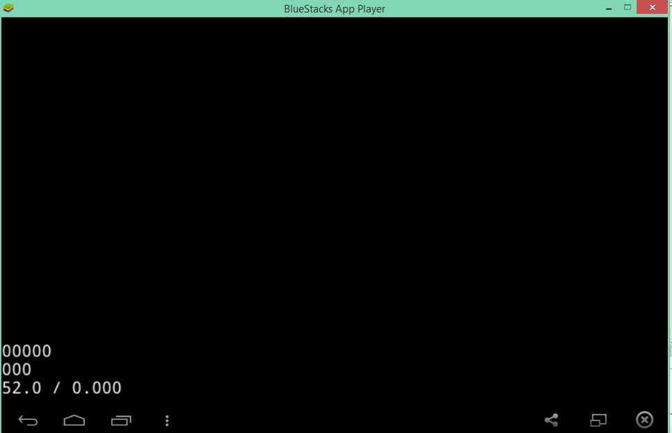 bluestacks login black screen