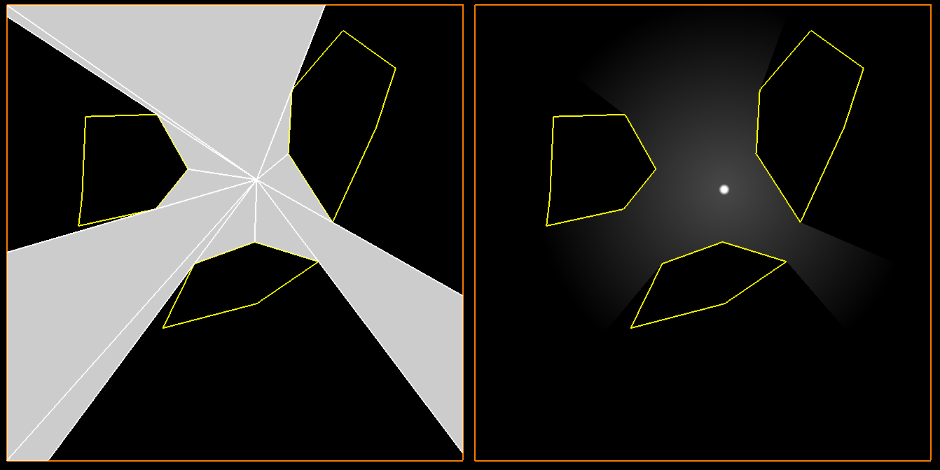 Drawing Smooth Lines With Cocos2d : Best way to draw lights from raycast c cocos2d x forums