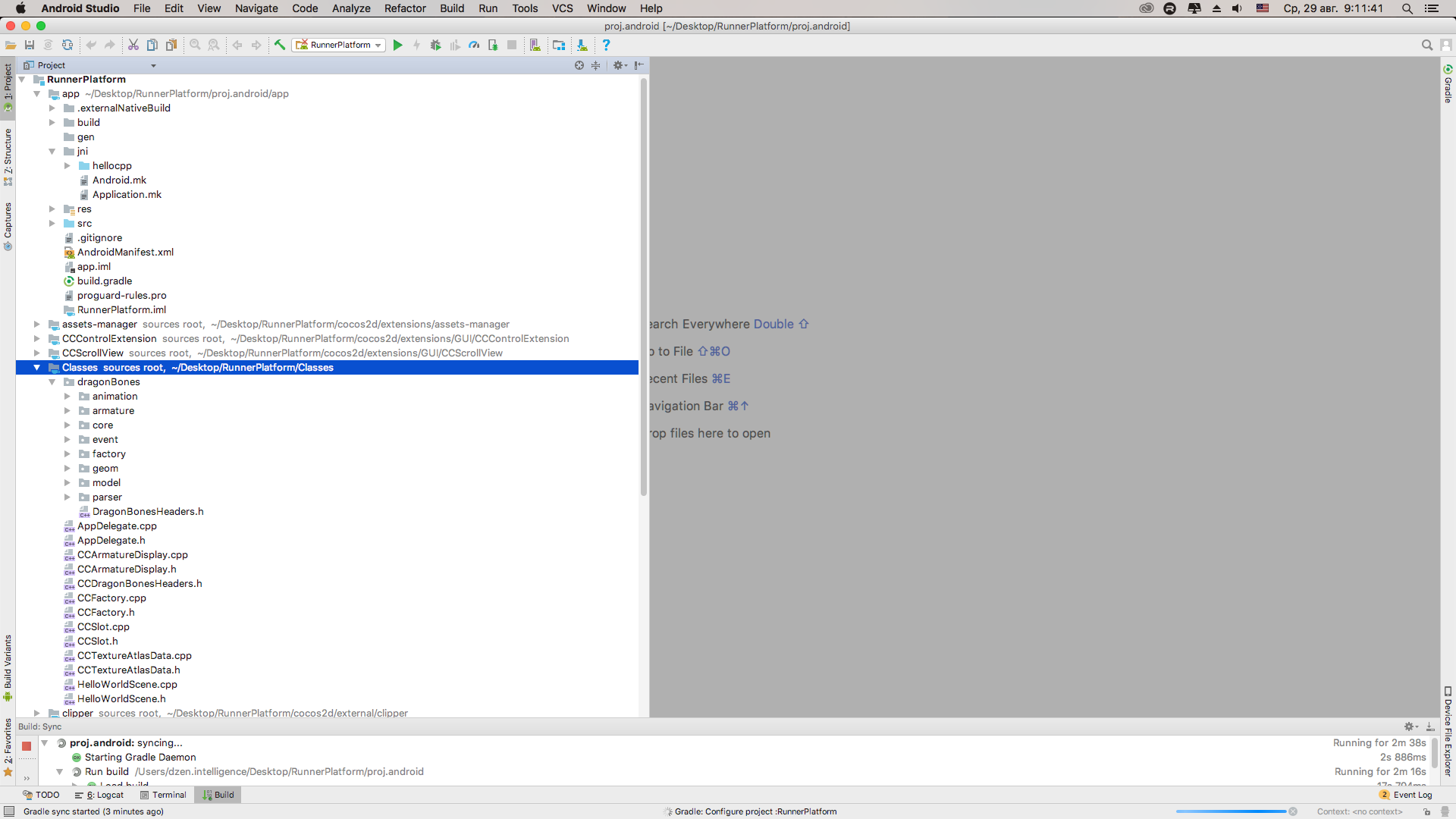 Android mk how add files to sources? - C++ - Cocos Forums
